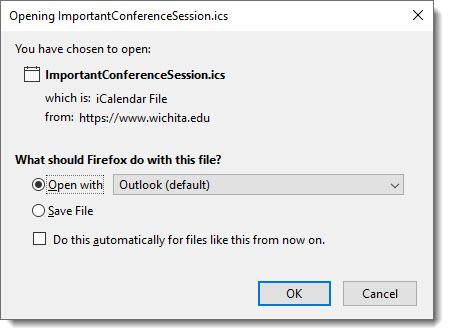 Open File Prompt